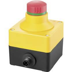 Nødstopknap i kabinettet, sikret imod forfalskneri 250 V/AC 4 A 2 Öffner (value.1345273) Schlegel SIL_QRBUVOO_M12 IP65 1 stk