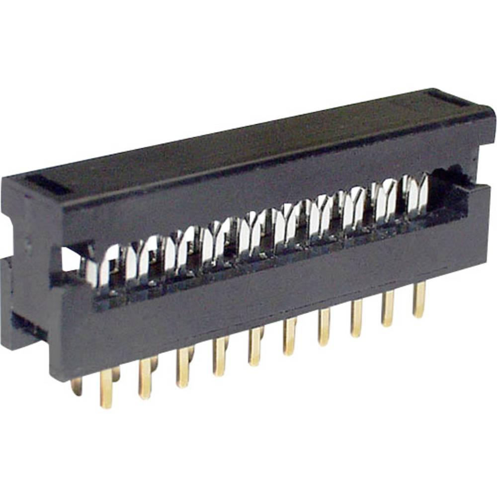 Multistikfatning LPV25S10 Samlet poltal 10 Antal rækker 2 econ connect 1 stk
