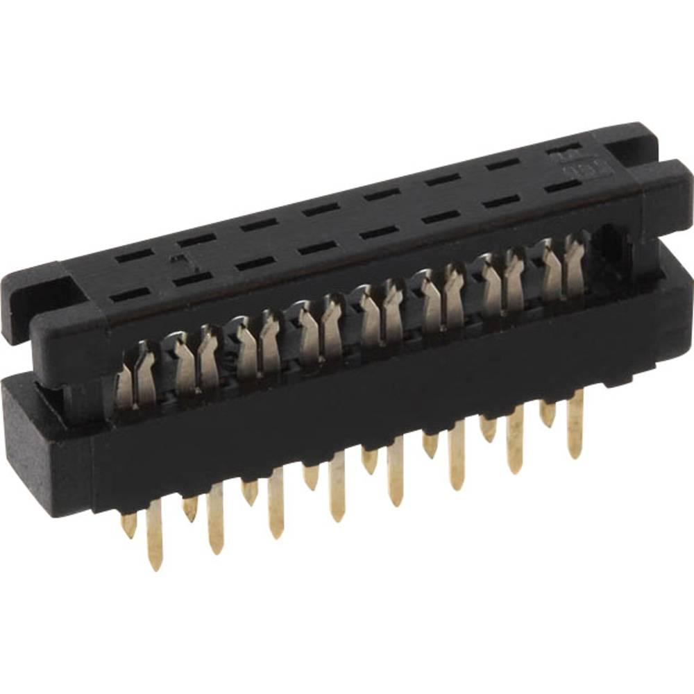 Multistikfatning LPV2S14 Samlet poltal 14 Antal rækker 2 econ connect 1 stk