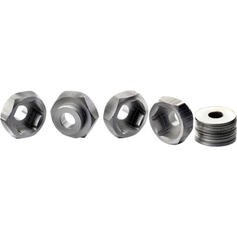 Absima adapter za kolo 12 mm do 17 mm (2560020)
