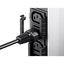 Vodila za kable za omrežno omaro Rittal 7856013 črn