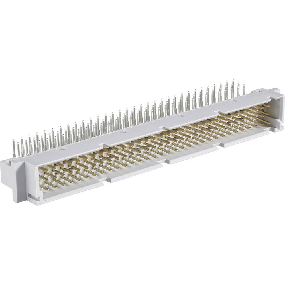 Hankonnektor DIN (PCB, System 23, IDC, Power) Samlet poltal 96 Antal rækker 3 FCI 1 stk