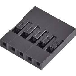 Tilslutningskabinet-kabel Mini-PV Samlet antal poler 5 FCI 65039-032ELF Rastermål: 2.54 mm 1 stk