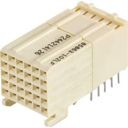 Bøsningsliste (præcision) Samlet antal poler 24 FCI 88945-102LF Rastermål: 2 mm 1 stk