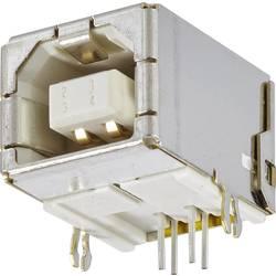 FCI USB USB 2.0 hunstik B Hvid 1 stk