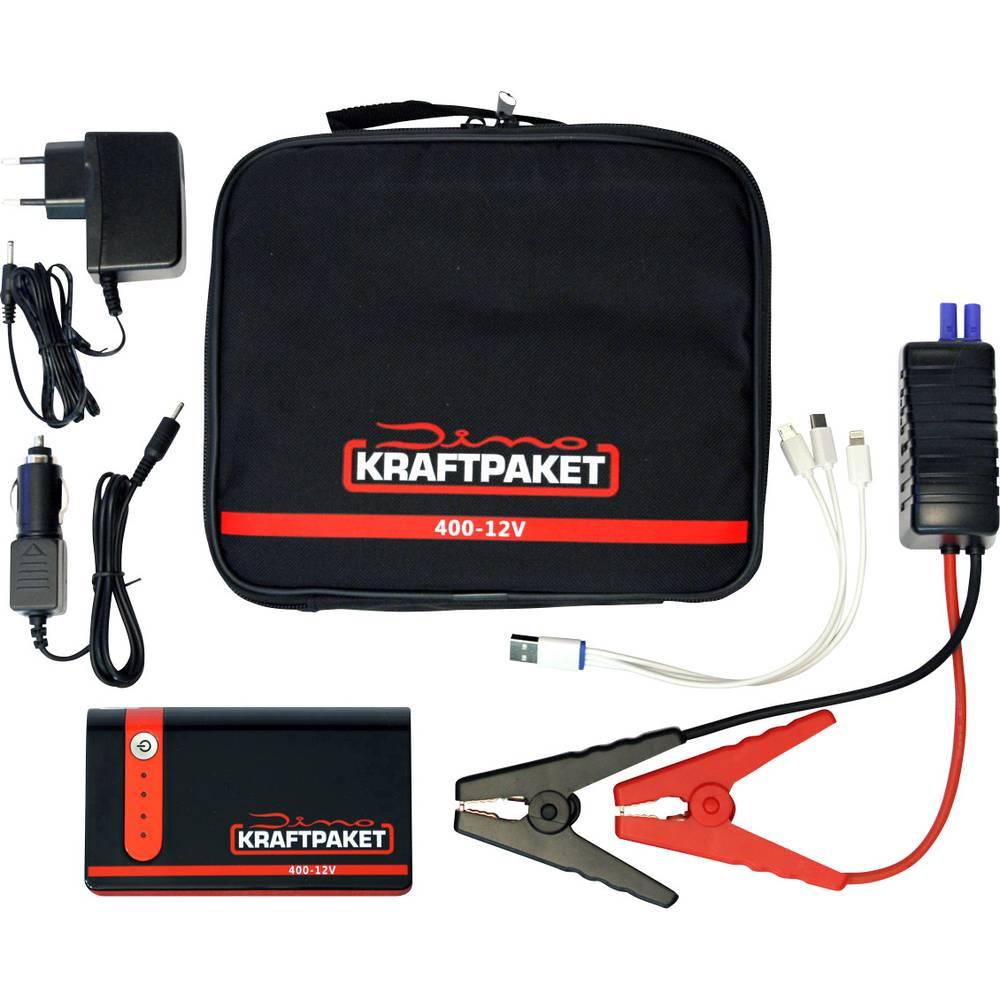 Dino KRAFTPAKET Brzi start sustav KRAFTPAKET 9000m Ah 136103 Struja pri startu (12 V)=200 A