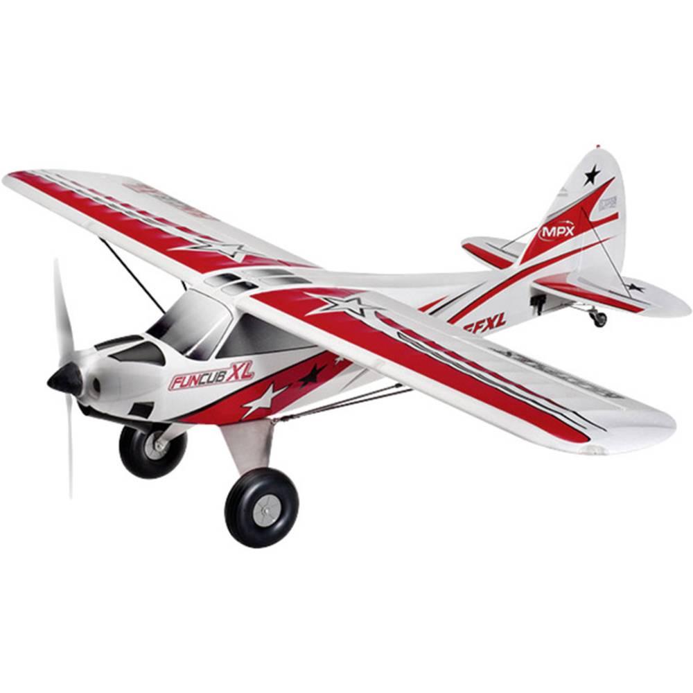 Multiplex FunCub XL RC model motornega letala, komplet za sestavljanje 1700 mm