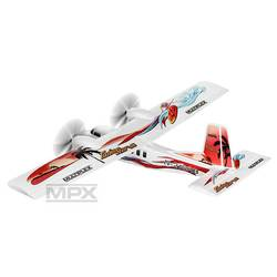 Multiplex TwinStar BL RC motorfly-model RR 1420 mm