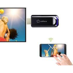 renkCast 2 HDMI-Streaming-Stick (AirPlay, Miracast, DLNA)