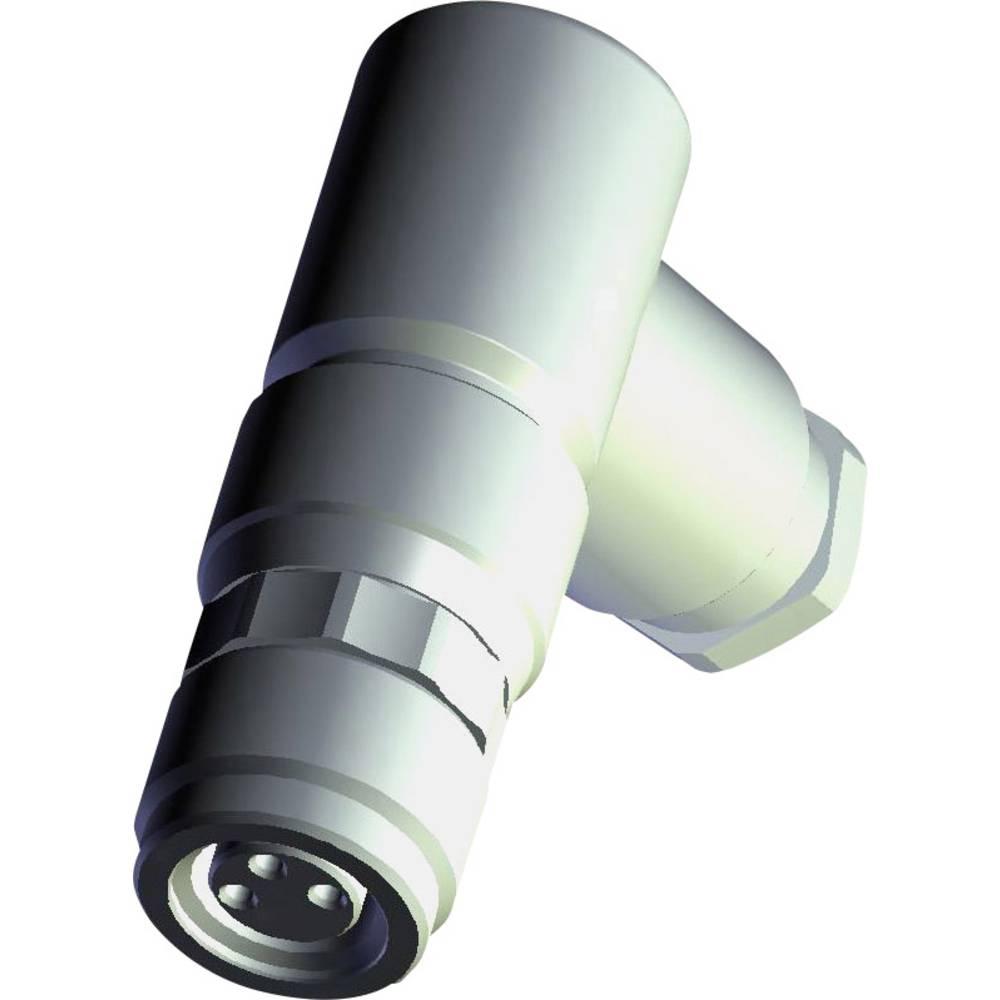 Aktuatorsko-senzorski vtični priključek M8, kotna vtičnica 1-2120957-1 TE Connectivity vsebina: 1 kos