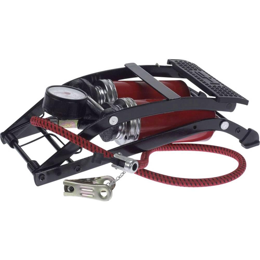 Dobbeltcylinder-fodluftpumpe 1403300 Luftpumpe cykelpumpe
