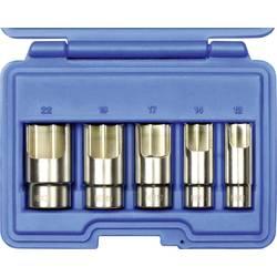 Komplet vtičnih ključev 5delni 3/8 (10 mm) mere produkta, dolžina 50 mm Kunzer 7WSL05