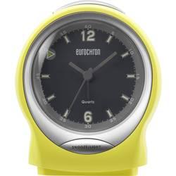 Kvarts Väckarklocka Eurochron EQW 7500 Gul Larmtider 1