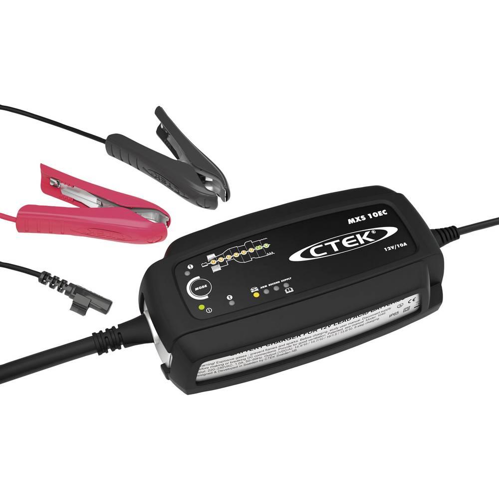 CTEK avtomatska polnilna naprava MXS 10EC 12 V 10 A