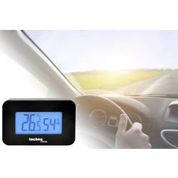 Avtomobilski termo/higro meter WS 7009 osvetlitev modre barve Techno Line