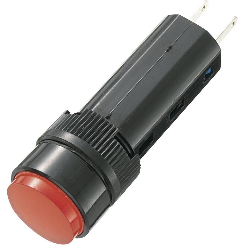 LED-Signalleuchte (value.1317401) TRU COMPONENTS 140387 230 V/AC 20 mA Blå