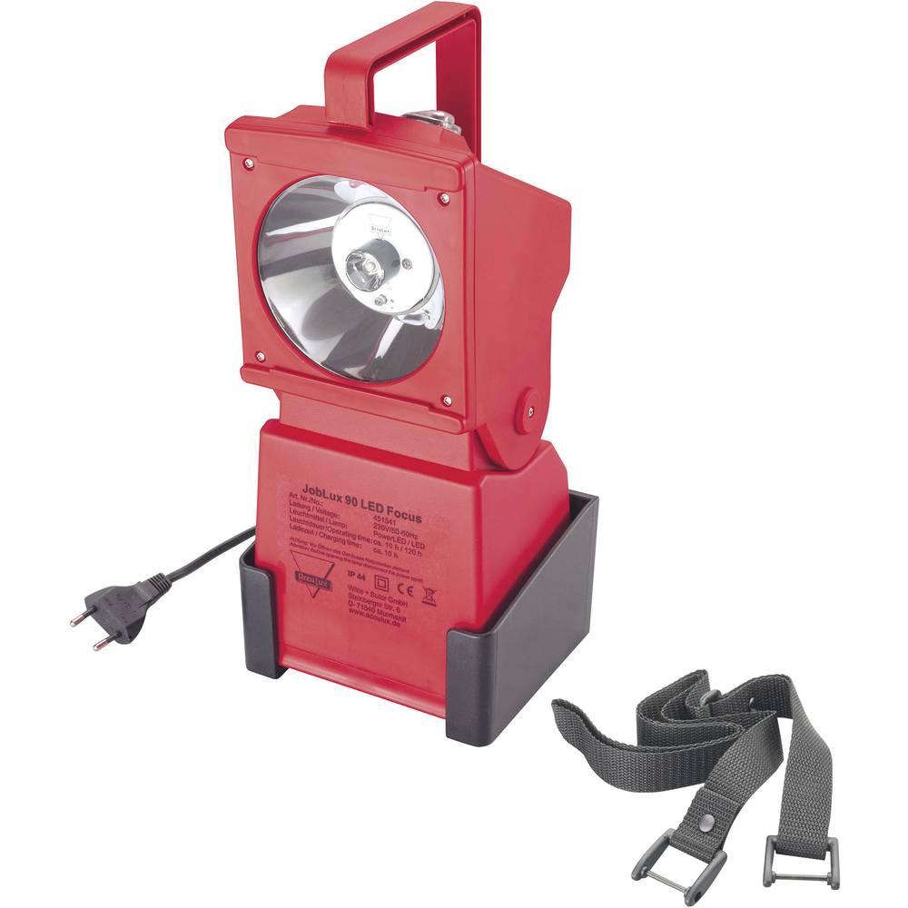 AccuLux akumulatorska LED radna svjetiljka JOBLUX 90 crvene boje 451541 LED 10 h