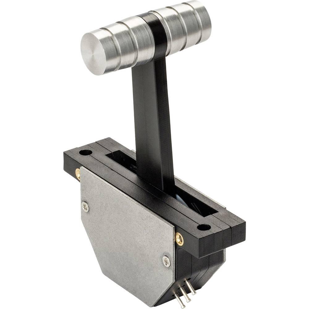 Upravljačka ručka 20 V/DC ravna ručka, lemni priključak APEM SN101SS 1 kom.