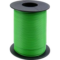 Vodnik 1 x 0.2 mm zelene barve BELI-BECO D 105/100 100 m