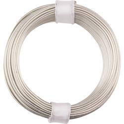 Bakrena žica vanjski promjer (bez izoliranja)=0.80 mm 10 m BELI-BECO