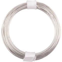 Bakrena žica vanjski promjer (bez izoliranja)=0.60 mm 10 m BELI-BECO
