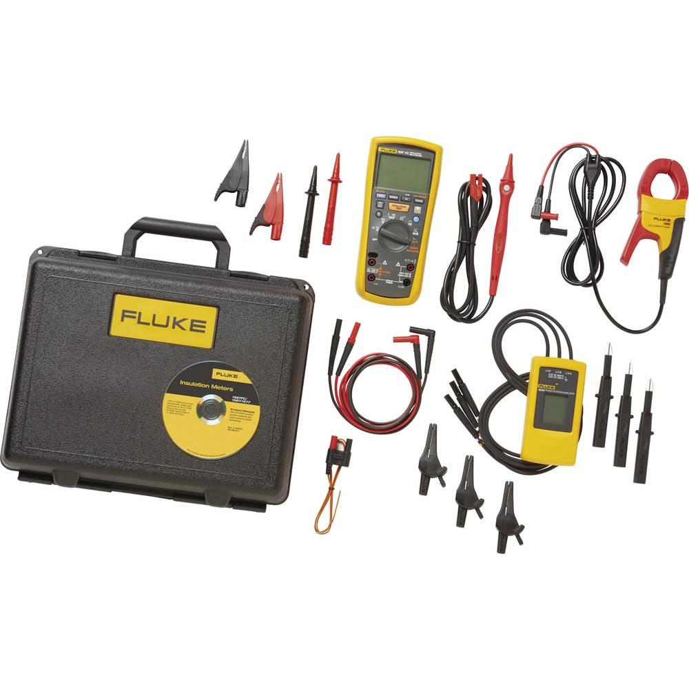 Fluke FLUKE-1587/MDT FC merilnik izolacije 50, 100, 250, 500, 1000 V 0.01 M - 2 G