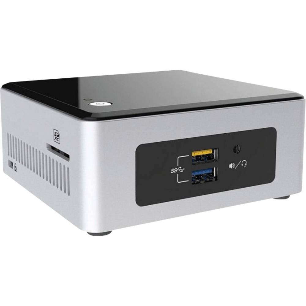 Barebone Intel NUC5CPYH Intel® Celeron™ N3050 (2 x 1.6 GHz)