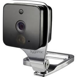 WLAN Overvågningskamera 1280 x 720 pix Sygonix WF-90 WF-90