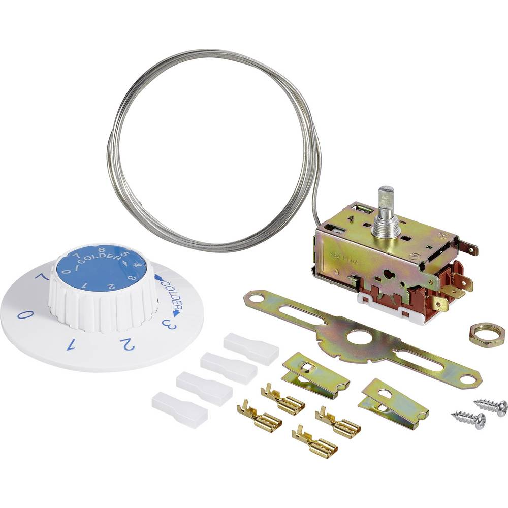Univerzalni ugradbeni termostat -34 do -9 °C Basetech 27FR459