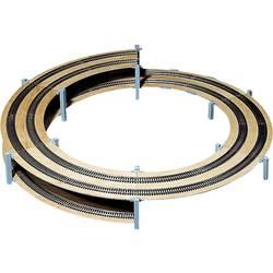 NOCH 0053005 H0 LAGGIES helix osnovni krog, komplet za sestavljanje,velikost H0