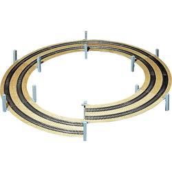 NOCH 0053105 H0 LAGGIES helix vgradni krog, komplet za sestavljanje,velikost H0