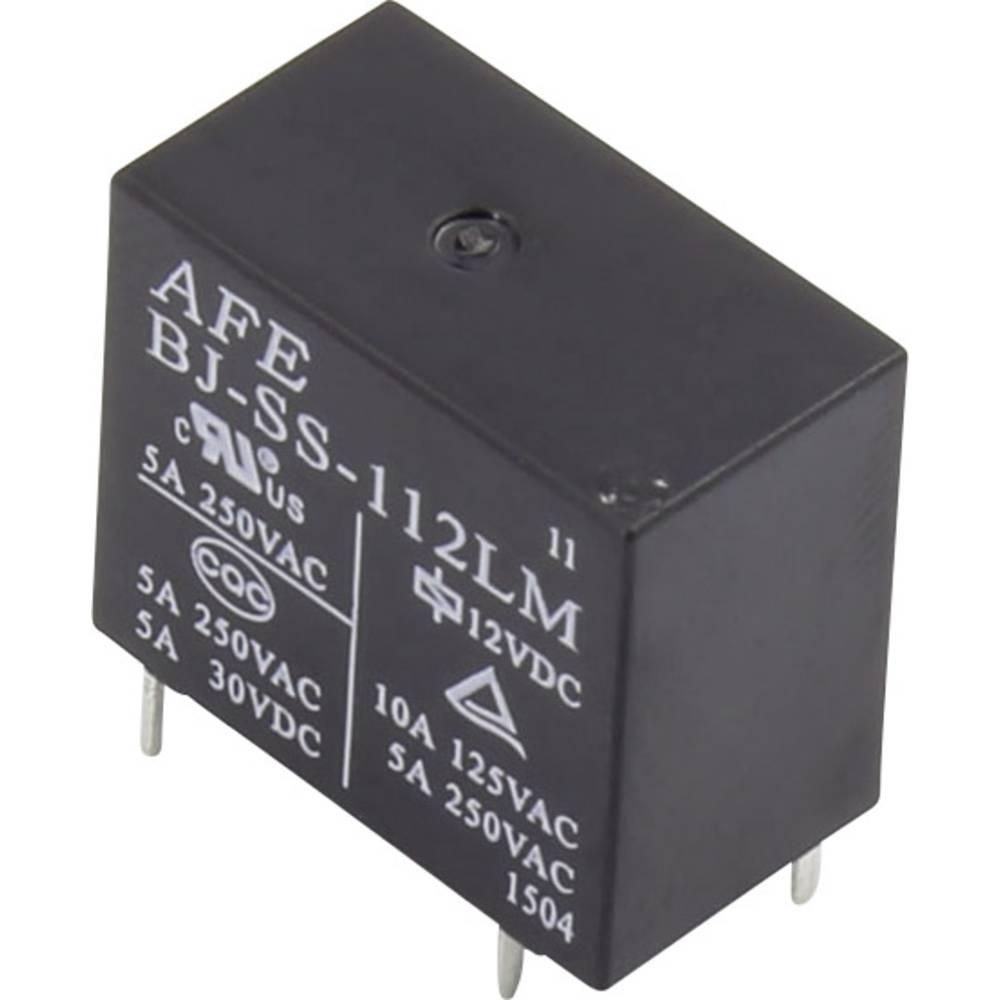 Relej za tiskanu pločicu 5 V/DC 10 A 1 radni kontakt AFE BJ-SS-105LM 1 kom.
