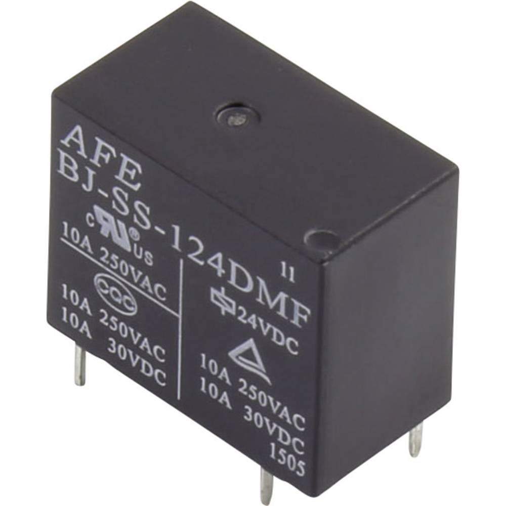 Relej za tiskanu pločicu 5 V/DC 10 A 1 radni kontakt AFE BJ-SS-105DMF 1 kom.