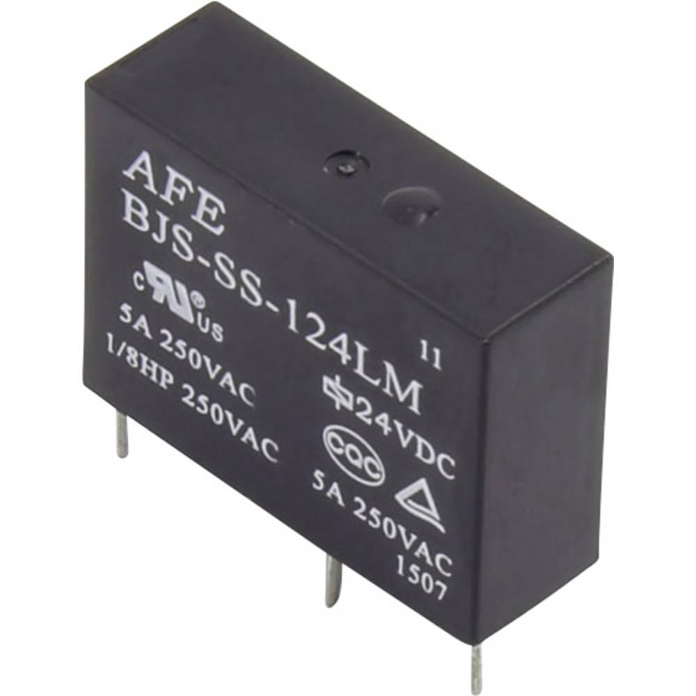 Relej za tiskanu pločicu 5 V/DC 5 A 1 radni kontakt AFE BJS-SS-105LM 1 kom.