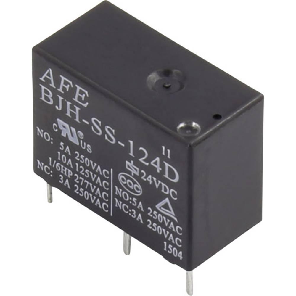 Printrelais (value.1292897) 5 V/DC 10 A 1 Wechsler (value.1345271) AFE BJH-SS-105D 1 stk