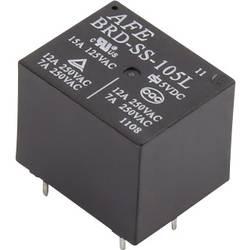 Rele za tiskana vezja 5 V/DC 15 A 1 preklopni AFE BRD-SS-105L 1 kos