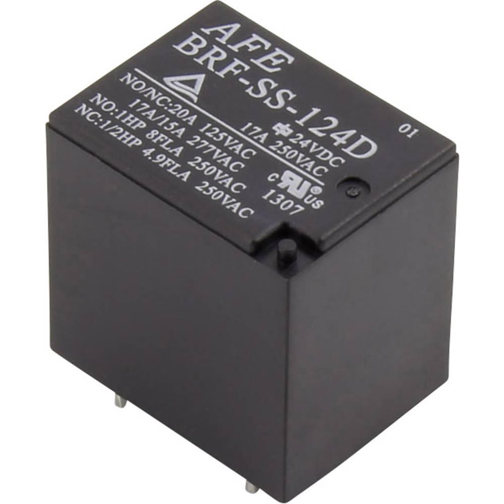 Printrelais (value.1292897) 12 V/DC 17 A 1 Wechsler (value.1345271) AFE BRF-SS-112D 1 stk