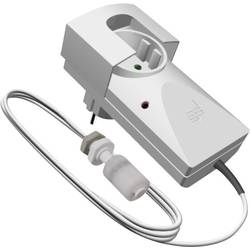 Alarm za vodu 300228 Schabus s magnetnim zapornim ventilom, rad na struju
