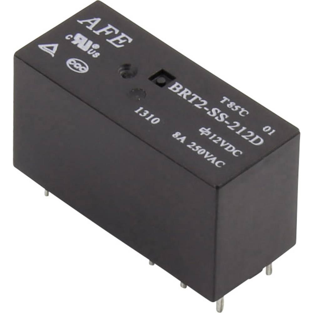 Printrelais (value.1292897) 5 V/DC 8 A 2 Wechsler (value.1345274) AFE BRT2-SS-205D 1 stk