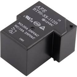 Rele za tiskana vezja 12 V/DC 20 A 1 preklopni AFE BT90-SS-112D 1 kos