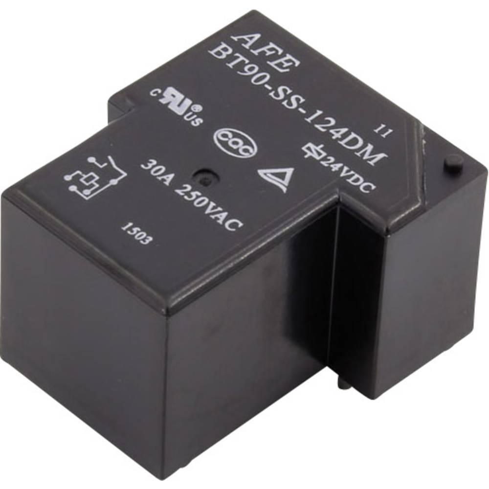 Relej za tiskanu pločicu 24 V/DC 20 A 1 radni kontakt AFE BT90-SS-124DM 1 kom.