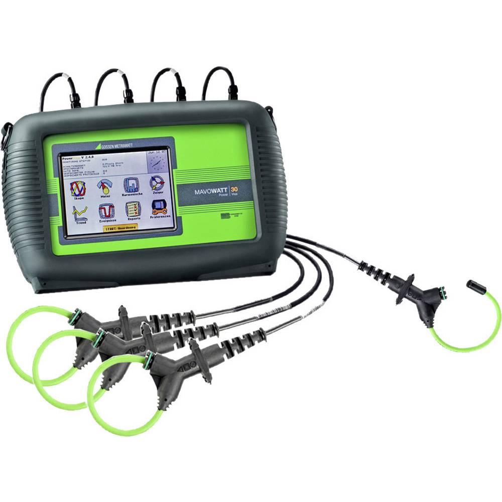 Gossen Metrawatt Mavowatt 30 mini flex paket, mrežni analizator, M810G