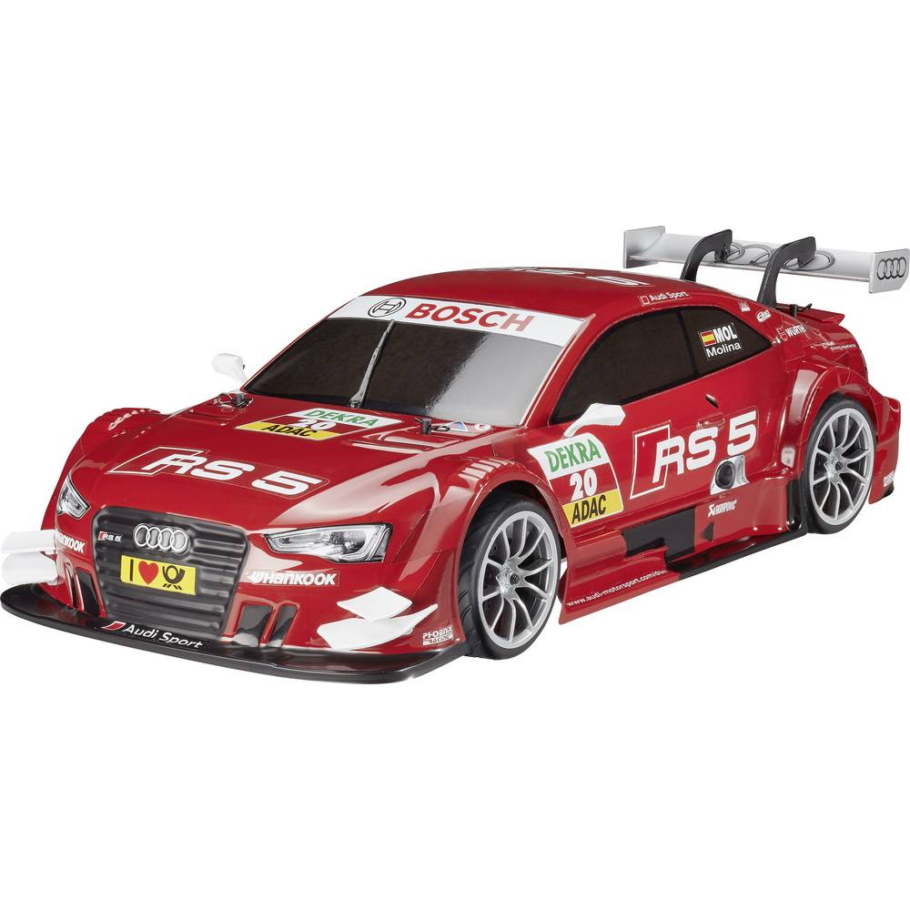 Reely 1396451 1:10 karoserija Audi RS5 lakirana, izrezana, poslikana