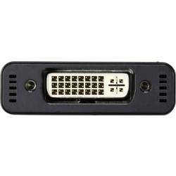 Zunanja grafična kartica j5create JUA330 USB 3.0 - HDMI/DVI/VGA adapter za zaslon število podprtih zaslonov:4