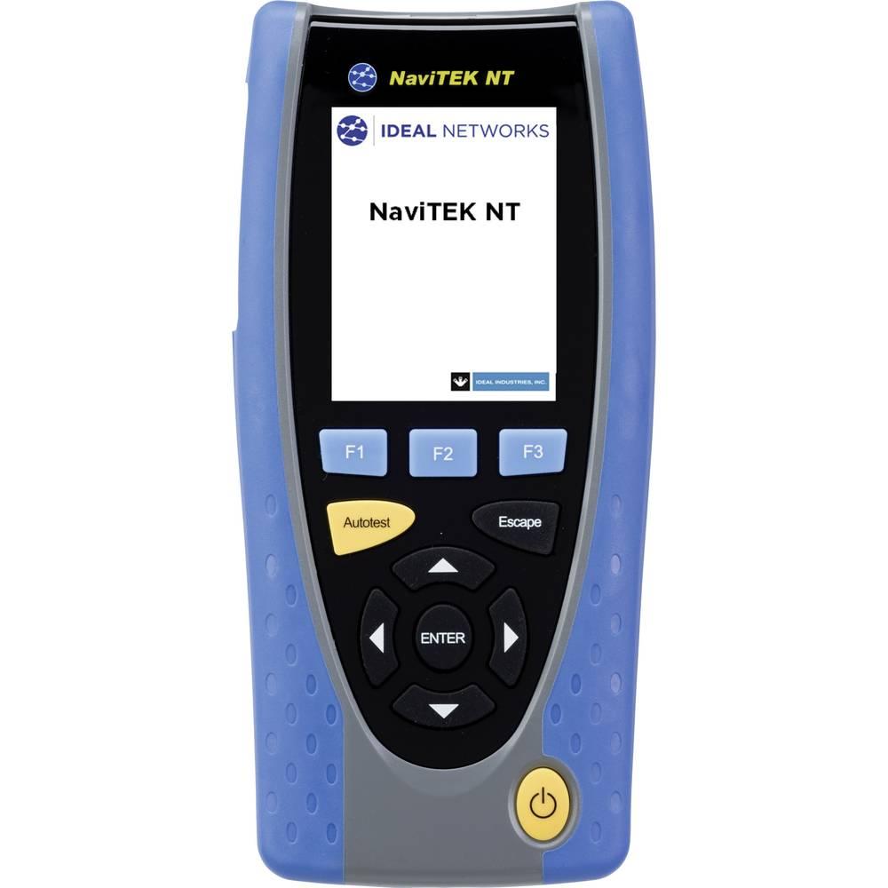 IDEAL Networks NaviTEK NT omrežni in verifikacijski tester, kabelska merilna naprava