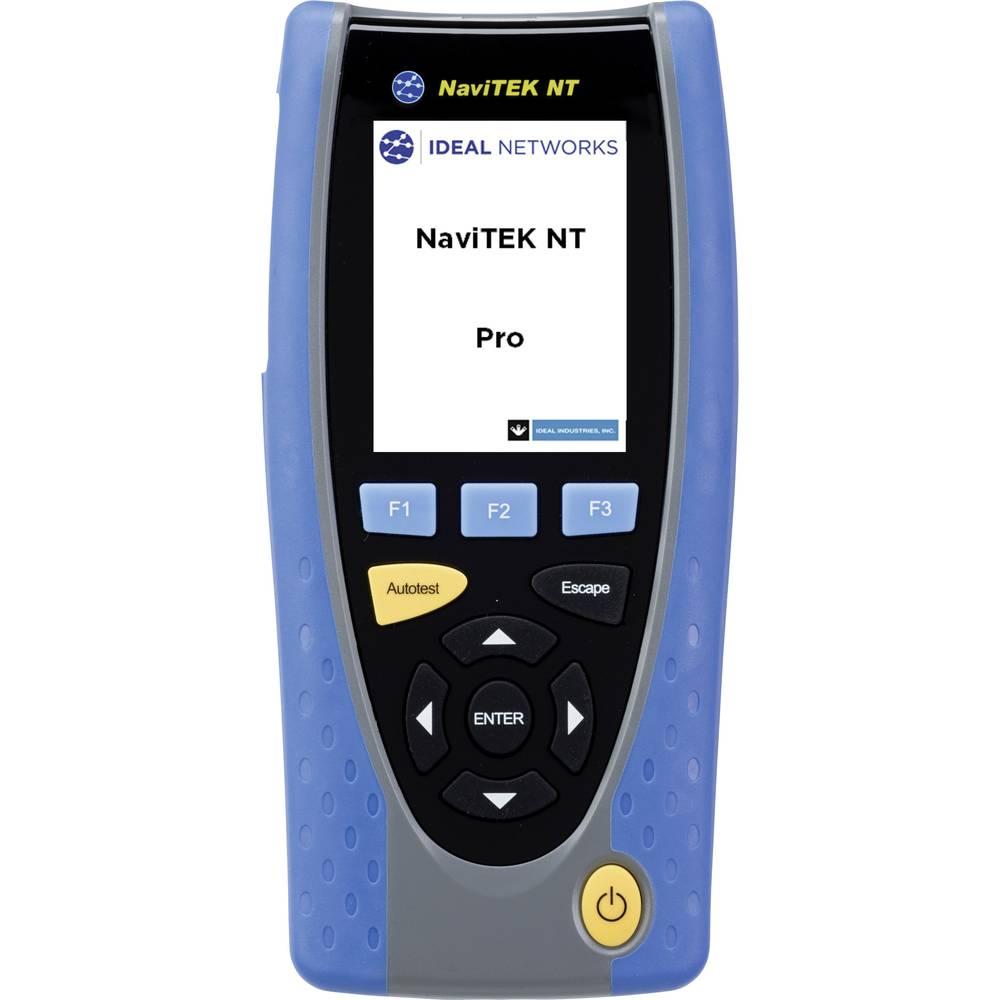 IDEAL Networks NaviTEK NT Pro NaviTEK NT Pro omrežni in verifikacijski tester, kabelska merilna naprava