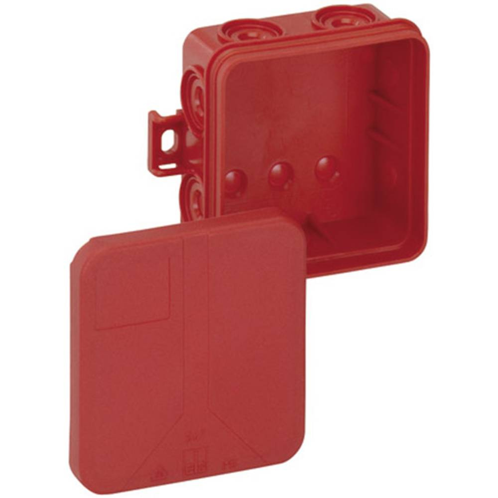 Izolacijska razvodna kutija Sd 7 SB-L 33270701 Spelsberg crvena IP55