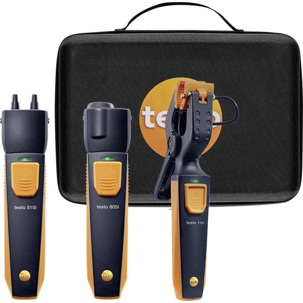 Merilnik tlaka testo Smart Probes komplet za meritve grelnih naprav 0563 004 115i 510i 805i
