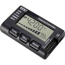 Reely LiPo-Checker Passar till cellbatteri:1 - 7