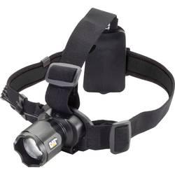 LED čelna svetilka CAT Focusing baterijska 250 g črna CT4200